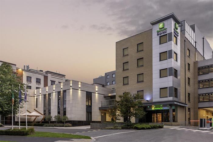 Holiday Inn Express Dublin Airport main exterior